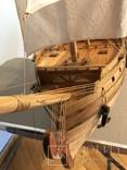 Трехмачтовый парусник, корабль, фото №7