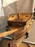 Трехмачтовый парусник, корабль, фото №8
