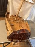 Трехмачтовый парусник, корабль, фото №11