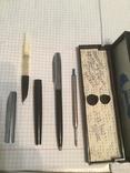 Ручка чорнильна і шарікова., фото №7