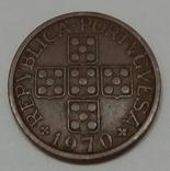 Португалія 50 сентаво, 1970