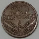Португалія 50 сентаво, 1972