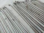 Спицы переднего колеса мотоцикла CZ Чезет кросс 35 шт./бу, фото №3