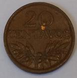 Португалія 20 сентаво, 1974
