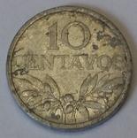 Португалія 10 сентаво, 1975
