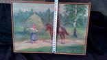Картина маслом, фото №12