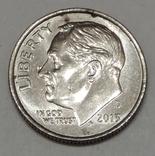 США 1 дайм, 2013