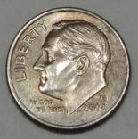 США 1 дайм, 2003