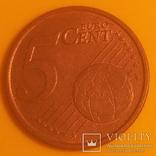 Італія 5 євроцентів, 2006
