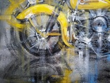 Картина Harley-Davidson Художник Ellen ORRO холст/акрил 50х70 2019 г., фото №9