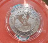 50 центов 1995 г. Баскетбол. XXVI Летние Олимпийские игры 1996 года в Атланте., фото №3