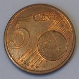 Словаччина 5 євроцентів, 2009 фото 2