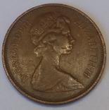 Велика Британія 2 нових пенса, 1971