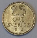 Швеція 25 ере, 1973