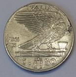 Італія 50 чентезимо, 1941
