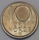 Норвегія 10 ере, 1986