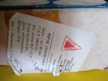 Упаковка Мячи теннисные Ленинград, производитель завод РТИ красный треугольник 1978 г., фото №5