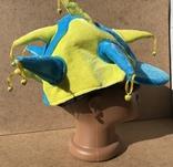 Шляпы фаната сборной Украины, 2 штуки лот, футбол Украина фото 3