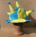 Шляпы фаната сборной Украины, 2 штуки лот, футбол Украина фото 4