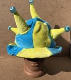 Шляпы фаната сборной Украины, 2 штуки лот, футбол Украина фото 5
