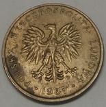 Польща 5 злотих, 1987 фото 2
