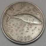 Хорватія 2 куни, 1995