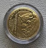 Беларусь 50 рублей 2006 год 8 грамм золото 900', фото №2
