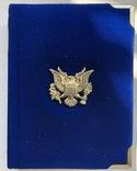 10 $ 1990 год США золото 8,48 грамм 916,7', фото №5