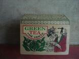 Коробка - домик от зелёного чая., фото №2