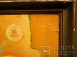 Картина художник М. Чорний, благословение, холст, масло, размеры картины 73 х 117 см, фото №7