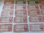 3,5 червонцев 1937г. 42 шт., фото №6