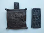 Складень Святой Николай Чудотворец, фото №4