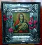 Икона Божей Матери Козельшанская, фото №2