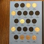 Монети 5 центів 40 шт. з Альбомом., фото №3