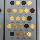 Монети 5 центів 40 шт. з Альбомом., фото №4