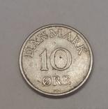 Данія 10 ере, 1958