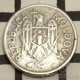 Молдова 25 бані, 2005 фото 2