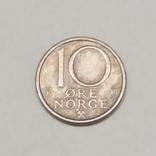 Норвегія 10 ере, 1987