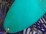 Винтажные бусы с бабочками и камушками фото 8