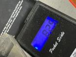 Винтажные чёрные бусы с Англии 82 грамма фото 5
