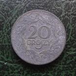 20  грош  1923  Польша цинк    (6.3.47)~, фото №3