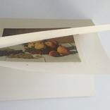 Старинная открытка Италии. Шелкография., фото №6