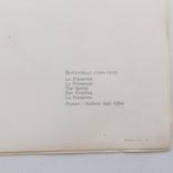 Декоративная открытка старой Италии. Шелкография., фото №4