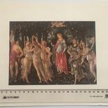 Декоративная открытка старой Италии. Шелкография., фото №8