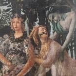 Декоративная открытка старой Италии. Шелкография., фото №10