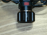 Аккумуляторный налобный фонарь BL-T100 USB Питание аккумулятор 18650 2шт, фото №5
