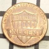 США 1 цент, 2010 фото 2