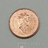 Канада 1 цент, 1998 фото 2