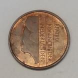 Нідерланди 5 центів, 1987 фото 2
