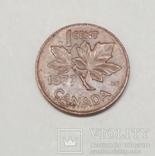 Канада 1 цент, 1977